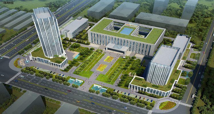 找办公室吉租办,杭州写字楼出租市场怎么样,浙农科创园