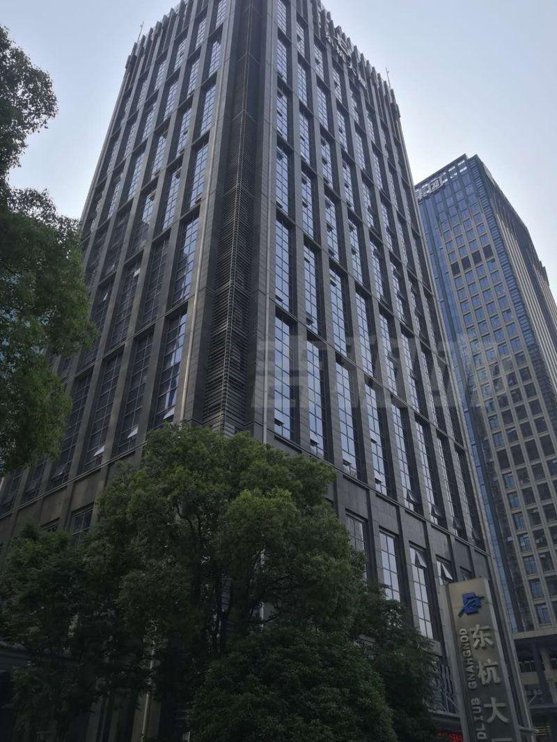 滨江区高新科技园写字楼,办公房出租杭州,东杭大厦