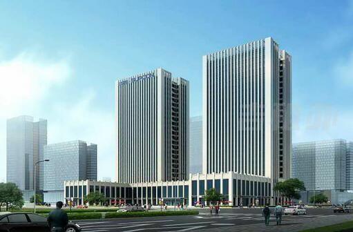 租办公室网站哪家最好,中控集团大楼,中控信息大厦