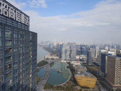 杭州办公室出租,办公室出租公司,招商信雅达国际