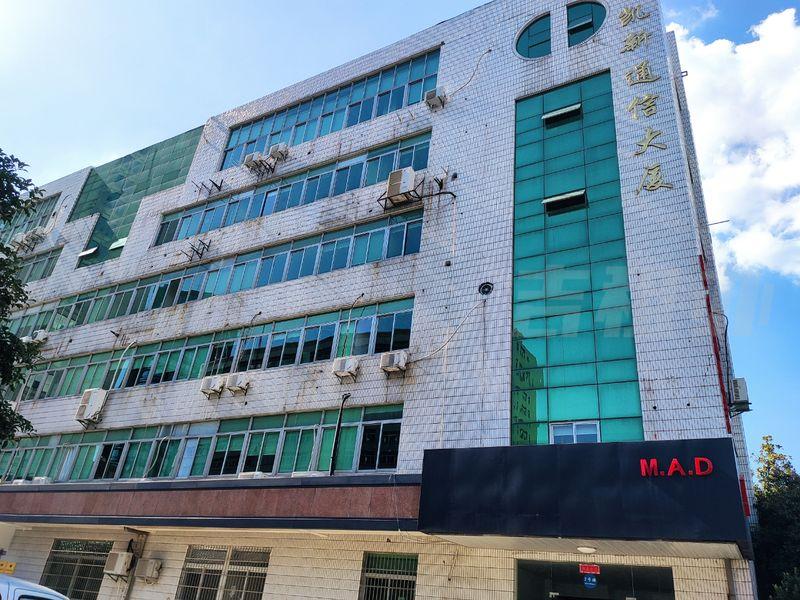 杭州教工路附近有写字楼出租吗